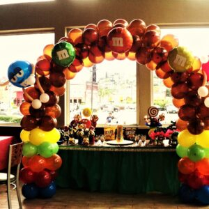 Arco M and Ms