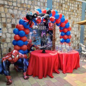 Arco Spiderman