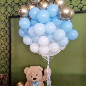 Baby Shower Oso