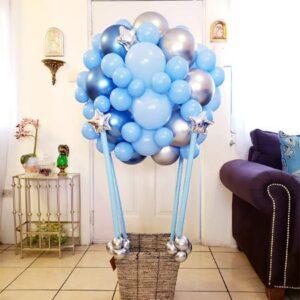 Bouquet Baby Blue