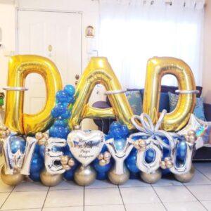 Bouquet Dad