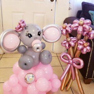 Bouquet Elephant
