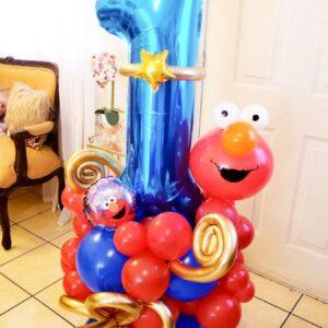 Bouquet Elmo