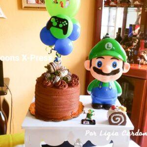 Cake Topper Luigi