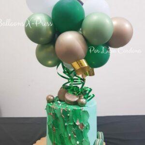 Cake Topper Macaron