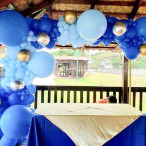 Guirnalda Baby Shower Blue