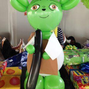 Infantil Yoda