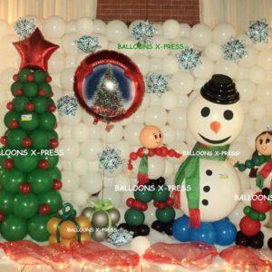 Navidad Hombre de Nieve