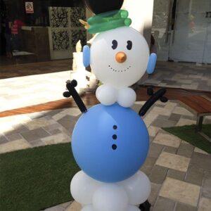 Navidad Snowman