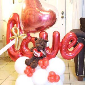 Valentines Corazon Love